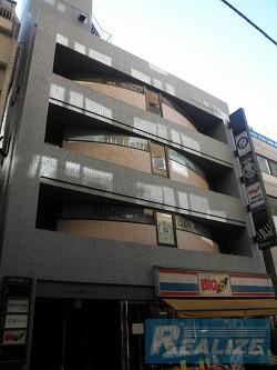 文京区湯島の賃貸オフィス・貸事務所 湯島目黒ビル