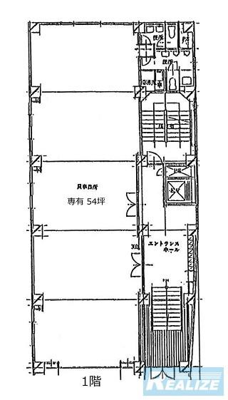 文京区湯島の賃貸オフィス・貸事務所 湯島三組坂ビル