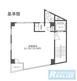 豊島区駒込の賃貸オフィス・貸事務所 大和駒込ビル