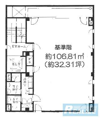 豊島区駒込の賃貸オフィス・貸事務所 駒信インテリジェントビル
