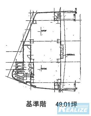 豊島区駒込の賃貸オフィス・貸事務所 駒込TRビル