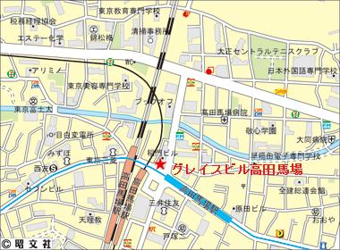 豊島区高田の賃貸オフィス・貸事務所 KDX高田馬場ビル