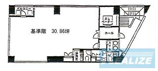 豊島区東池袋の賃貸オフィス・貸事務所 東光ビル一号館