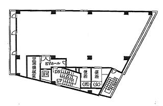 豊島区南池袋の賃貸オフィス・貸事務所 幸伸ビル