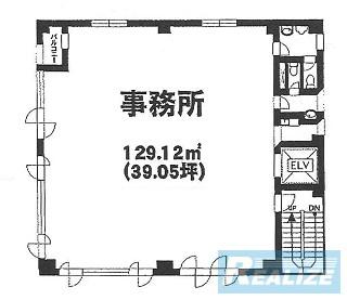 豊島区南大塚の賃貸オフィス・貸事務所 オーエスビル