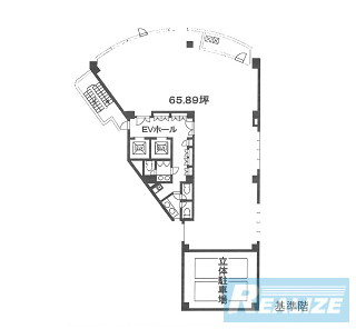 目黒区下目黒の賃貸オフィス・貸事務所 目黒・炭やビル