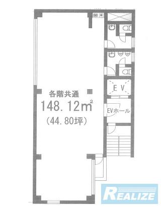大田区大森北の賃貸オフィス・貸事務所 NAVALビル