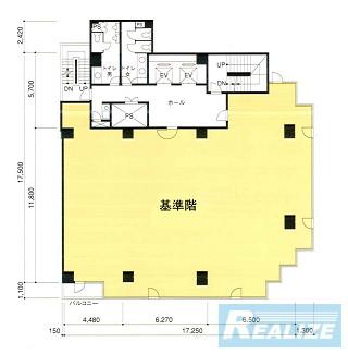 大田区蒲田の賃貸オフィス・貸事務所 蒲田Kー1ビル