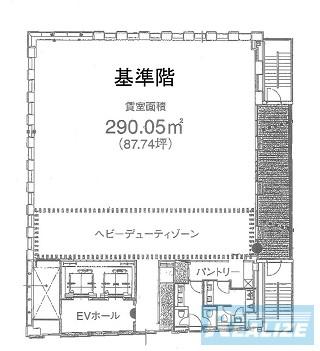 大田区南蒲田の賃貸オフィス・貸事務所 蒲田東日本ビル