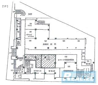 板橋区小豆沢の賃貸オフィス・貸事務所 糠加ローズビルディング