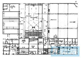 板橋区中台の賃貸オフィス・貸事務所 サンゼリゼビル