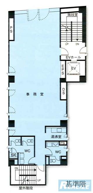 世田谷区太子堂の賃貸オフィス・貸事務所 三軒茶屋ビル