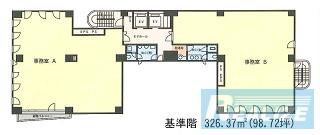 中野区弥生町の賃貸オフィス・貸事務所 東京・インテックスビル