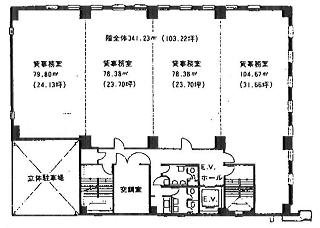 江戸川区西葛西の賃貸オフィス・貸事務所 朝日生命西葛西ビル