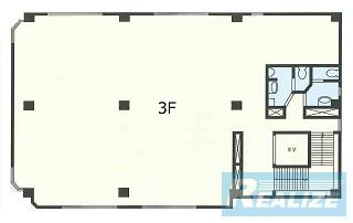 江戸川区東葛西の賃貸オフィス・貸事務所 吉田ビル