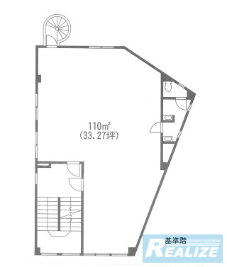足立区西竹の塚の賃貸オフィス・貸事務所 大鈴第2ビル