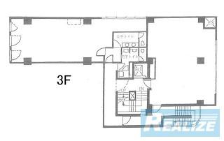 葛飾区新小岩の賃貸オフィス・貸事務所 タックビル