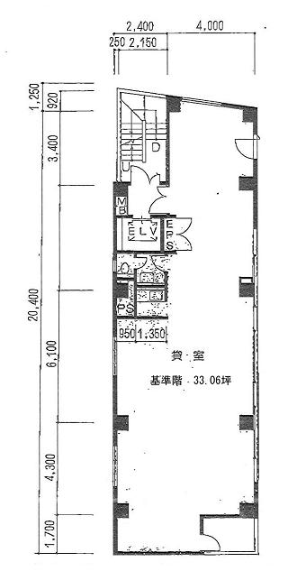 新宿区西新宿の賃貸オフィス・貸事務所 西新宿三関ビル