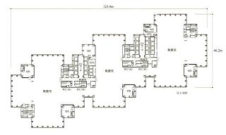 新宿区西新宿の賃貸オフィス・貸事務所 新宿パークタワー