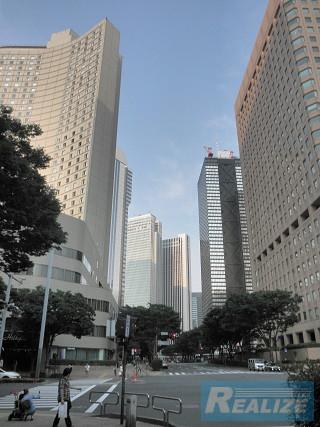 新宿区西新宿の賃貸オフィス・貸事務所 新宿グリーンタワービル