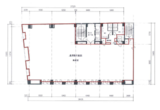 新宿区西新宿の賃貸オフィス・貸事務所 アゼリアビル