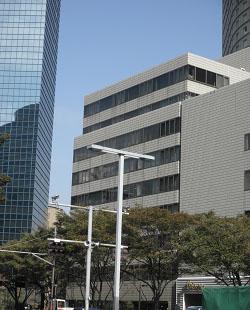 新宿区西新宿の賃貸オフィス・貸事務所 新宿国際ビルディング新館