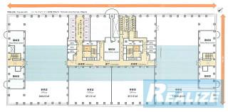 新宿区西新宿の賃貸オフィス・貸事務所 新宿アイランドタワー
