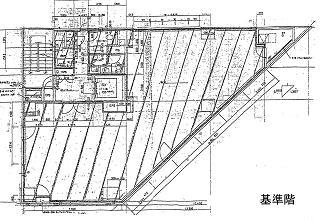 新宿区新宿の賃貸オフィス・貸事務所 新宿土地建物第11ビル