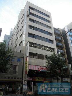 新宿区新宿の賃貸オフィス・貸事務所 大橋ビル