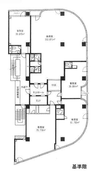 新宿区新宿の賃貸オフィス・貸事務所 アコード新宿ビル