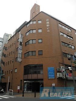 新宿区新宿の賃貸オフィス・貸事務所 武蔵野ビル