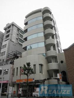 新宿区大久保の賃貸オフィス・貸事務所 三辰ビル