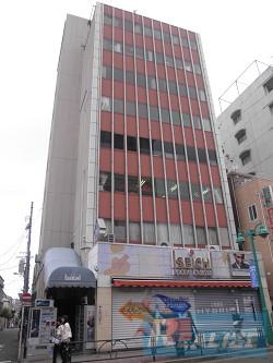 新宿区大久保の賃貸オフィス・貸事務所 いせ市ビル