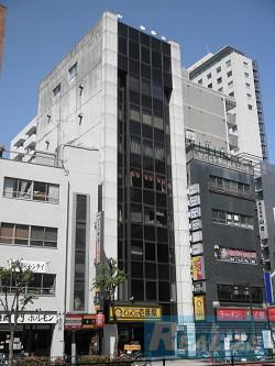 新宿区大久保の賃貸オフィス・貸事務所 富士一ビル