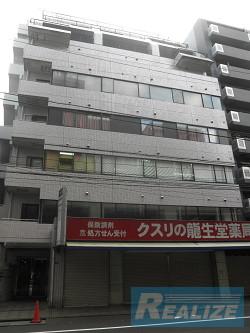 新宿区百人町の賃貸オフィス・貸事務所 土屋ビル