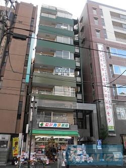 新宿区北新宿の賃貸オフィス・貸事務所 ヒジカタビル