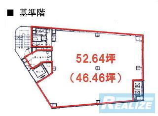 新宿区下落合の賃貸オフィス・貸事務所 NKフジビル