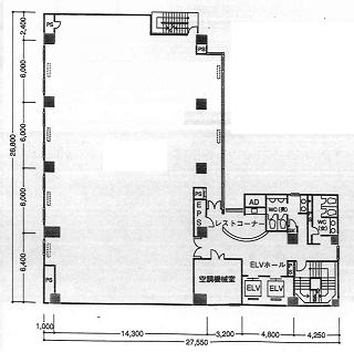 新宿区四谷の賃貸オフィス・貸事務所 新宿御苑前アネックスビル