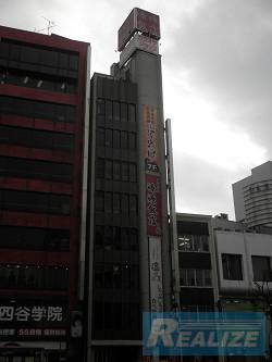 新宿区四谷の賃貸オフィス・貸事務所 YGビル