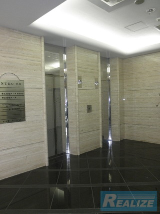 新宿区荒木町の賃貸オフィス・貸事務所 インテック88ビル