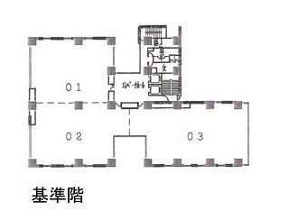 新宿区下宮比町の賃貸オフィス・貸事務所 KDX飯田橋ビル