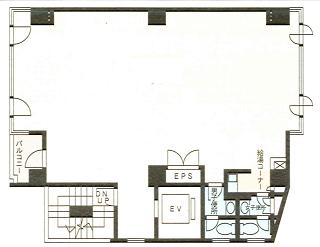 新宿区中里町の賃貸オフィス・貸事務所 菱秀神楽坂ビル