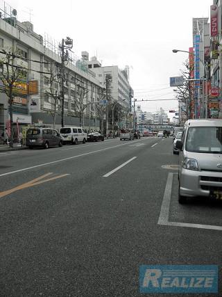 新宿区高田馬場の賃貸オフィス・貸事務所 ホンダビル