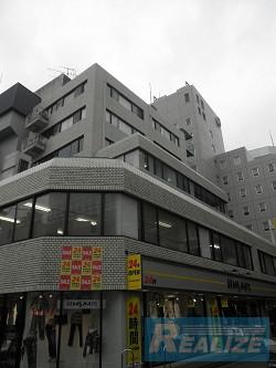新宿区高田馬場の賃貸オフィス・貸事務所 プラムスビル