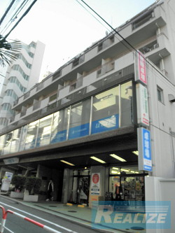 新宿区高田馬場の賃貸オフィス・貸事務所 和光ビル