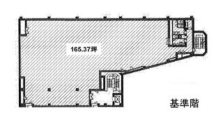 新宿区高田馬場の賃貸オフィス・貸事務所 高田馬場OCビル