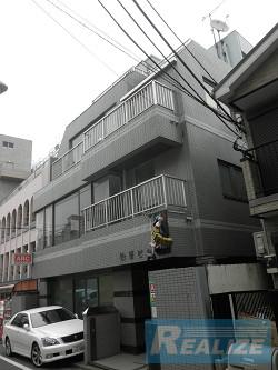 新宿区高田馬場の賃貸オフィス・貸事務所 桧峯ビル