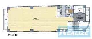 荒川区西日暮里の賃貸オフィス・貸事務所 gran+ NISHIーNIPPORI