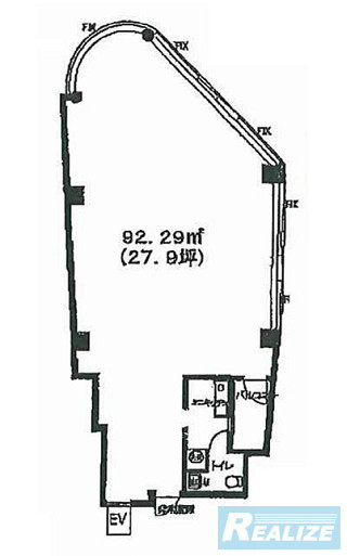 渋谷区本町の賃貸オフィス・貸事務所 新宿ビジネスタワー