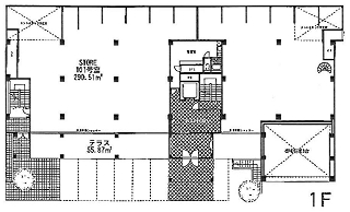 港区白金台の賃貸オフィス・貸事務所 バルビゾン25